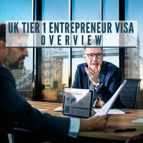 Tier 1 Entrepreneur visa route is closed. However Innovator, Start-up, Sole representative visa, Tier 1 Investor and Tier 2 route are still open.