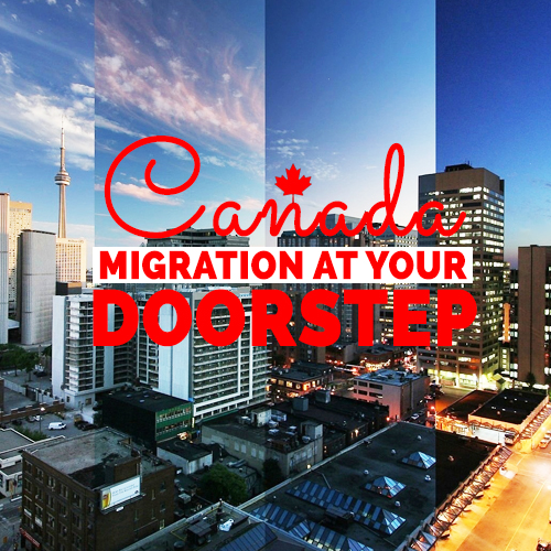Canada Migration at your Doorstep