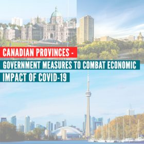Government measures is supporting its economy during Covid 19 crisis