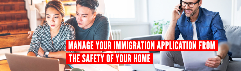 immigration application