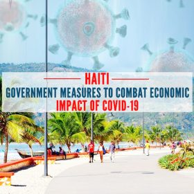 Covid-19 in Haiti and Government measures