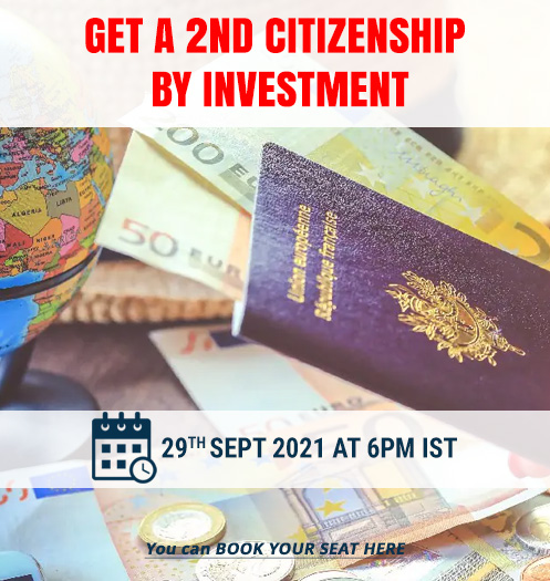 2nd Citizenship by Investment