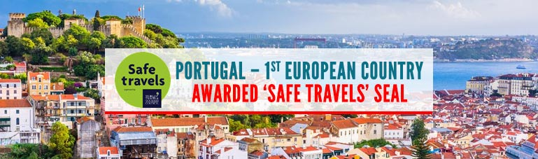 Portugal first European country 'Safe Travels' seal