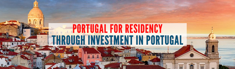 Residence Through Investment in Portugal