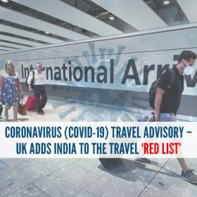 Coronavirus (Covid-19) Travel Advisory